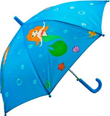Зонт детский Mary Poppins Русалочка 40 см зонт детский mary poppins динозаврик 46 см