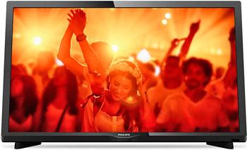 LED телевизор Philips 22 PFT 4031 led телевизор erisson 40les76t2