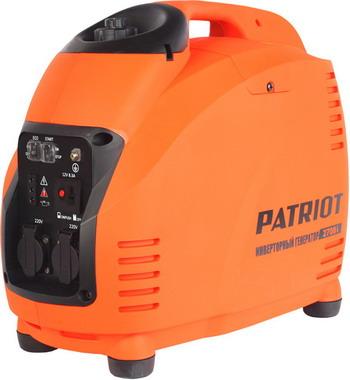 Электрический генератор и электростанция Patriot 2700 i электрический генератор и электростанция hammer gn 1200 i