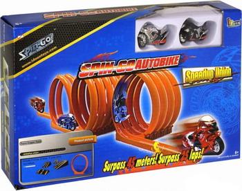Мотоциклы Idoon Полигон 60105 набор инерционных игрушек мотоциклы 966 11