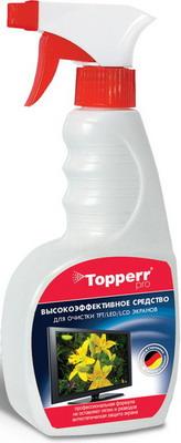 Спрей для очистки Topperr 3001 спрей topperr для очистки холодильников и морозильных камер 500 мл