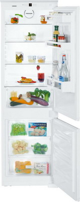 Встраиваемый двухкамерный холодильник Liebherr ICUS 3324 встраиваемый двухкамерный холодильник liebherr icbs 3224