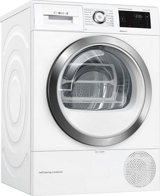 Сушильная машина Bosch WTW 87561 OE цена 2017