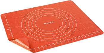 Поверхность для раскатки теста Tescoma с зажимом DELICIA SiliconPRIME 50 x 40 см 629448