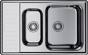 Кухонная мойка OMOIKIRI Sagami 79-2-IN-R нержавеющая сталь (4993550)