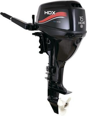 Мотор лодочный HDX F 15 BMS 31496 hdx