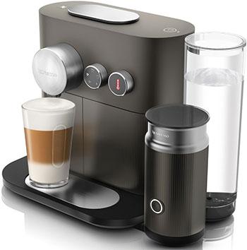 Кофемашина капсульная DeLonghi EN 355.GAE кофеварка delonghi en 500 коричневый