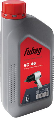 Масло FUBAG VG 46 масло patriot compressor oil gtd 250 vg 0 946л 850030600