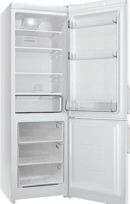 Фото - Двухкамерный холодильник Стинол STN 185 D двухкамерный холодильник hitachi r vg 472 pu3 gbw