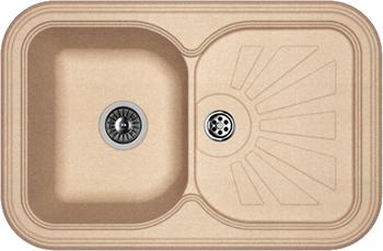 Кухонная мойка Florentina Крит-780 780х510 песочный FG цена