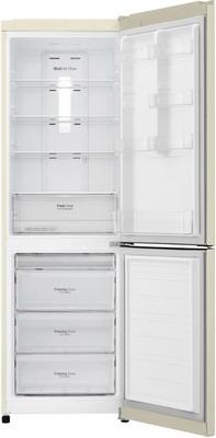 Двухкамерный холодильник LG GA-B 419 SYGL бежевый холодильник lg ga b429seqz двухкамерный бежевый