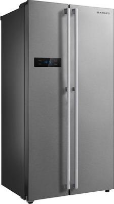 Холодильник Side by Side Kraft KF-MS 2581 X цена 2017