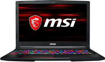 Ноутбук MSI GE 63 Raider RGB 8RF-208 RU (9S7-16 P 512-208) Black human larynx model advanced anatomical larynx model