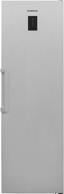 Однокамерный холодильник Scandilux R 711 EZ W White двухкамерный холодильник scandilux cnf 379 ez x inox