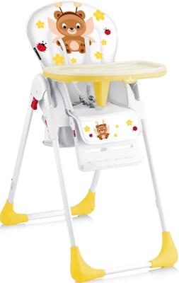 Стульчик для кормления Lorelli Tutti Frutti Желтый / Yellow Fairy Bear 10100261823 трековый светодиодный светильник novotech hosta 357702