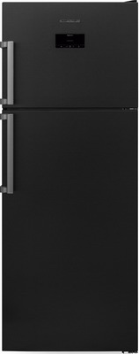 Двухкамерный холодильник Scandilux TMN 478 EZ D/X Dark Inox двухкамерный холодильник scandilux cnf 379 ez x inox