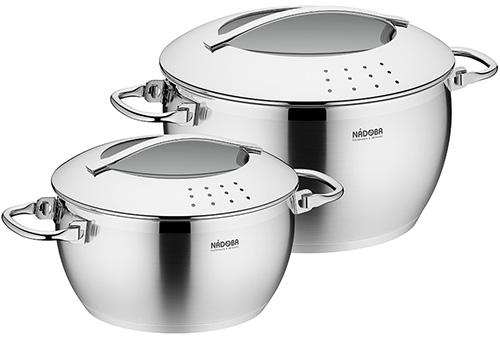 Набор посуды Nadoba MARUSKA 4 пр. 726617 nadoba набор для специй на подставке nadoba petra 741013 4mhfopt