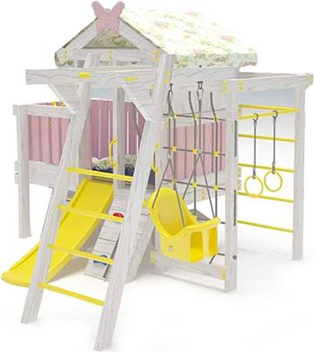 Игровой комплекс-кровать Савушка Baby-2 игровой комплекс кровать савушка baby 5