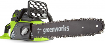 Цепная пила Greenworks GD 40 CS  K6 20077 UF