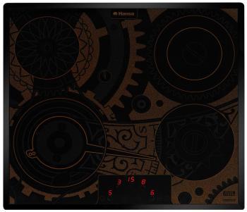 Встраиваемая электрическая варочная панель Hansa BHC 63505