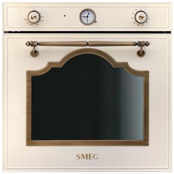Встраиваемый электрический духовой шкаф Smeg SF 750 POL электрический духовой шкаф smeg sf700po