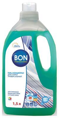 Средство для стирки BON BN-201 гель для стирки sion универсальный 1 л