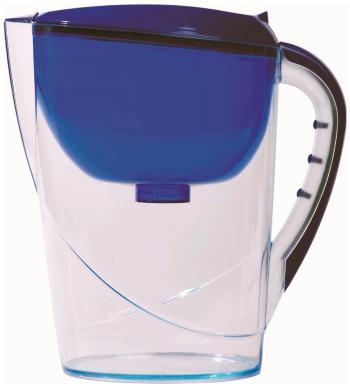 Кувшин Гейзер Сириус синий 3 7 л (электронный календарь) (62044) фильтр кувшин гейзер сириус синий 62044