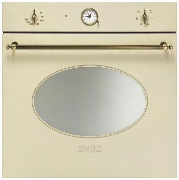 Встраиваемый электрический духовой шкаф Smeg SF 800 PO встраиваемый электрический духовой шкаф smeg sf 750 pol