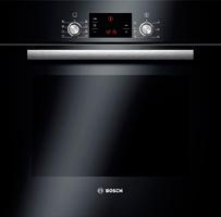 Встраиваемый электрический духовой шкаф Bosch HBG 23 B 360 R встраиваемый электрический духовой шкаф bosch hbg 636 lb1