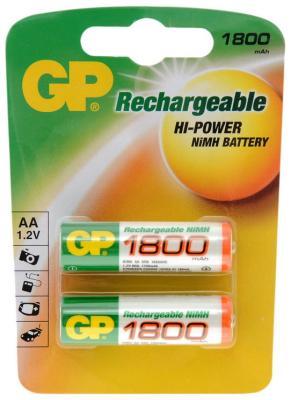 Аккумулятор GP 1800_aa аккумулятор