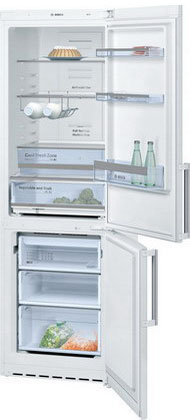 Двухкамерный холодильник Bosch KGN 36 XW 14 R холодильник bosch kgn39nw13r двухкамерный белый