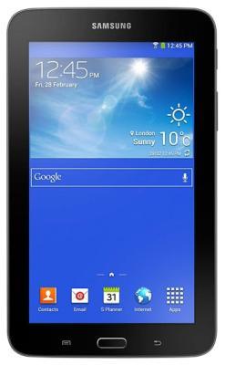 Планшет Samsung Galaxy Tab 3 7.0 Lite SM-T 116 8Gb черный galaxy innovations matrix lite