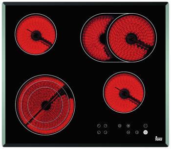 Встраиваемая электрическая варочная панель Teka TR 642 встраиваемая электрическая варочная панель teka irc 9430 ks