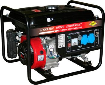 Электрический генератор и электростанция DDE GG 2700  электрогенератор dde gg 2700
