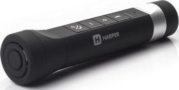 все цены на Портативная акустика Harper PSPB-025 black онлайн