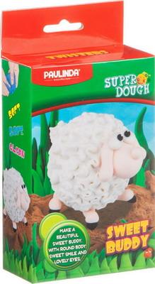 Пластилин Paulinda Sweet Buddy с массой для лепки ОВЕЧКА 081504-D