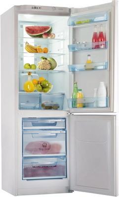 Двухкамерный холодильник Позис RK FNF-170 белый холодильник pozis rk fnf 170 белый с сереб накл на ручках