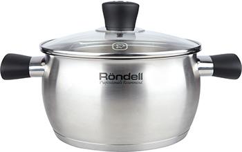 Кастрюля Rondell RDS-832 Dominant кастрюля rondell dominant rds 831