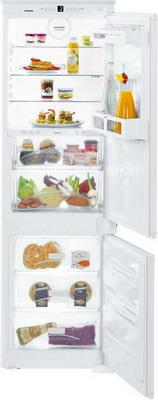 Встраиваемый двухкамерный холодильник Liebherr ICBS 3324 Comfort встраиваемый двухкамерный холодильник liebherr icbp 3266 premium