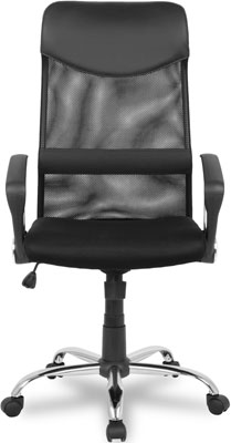 Кресло College H-935 L-2 Черный кресло college hlc 0601 черный