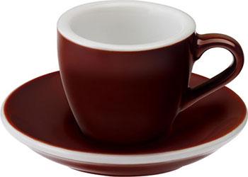 Кофейная пара LOVERAMICS Egg комплект из 6 шт C 088-41 BBR/C 088-42 BBR bbr брюки bbr 114 44 черный