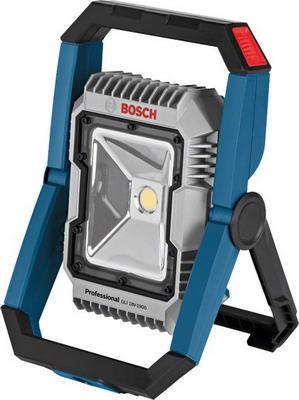 Фонарь Bosch GLI 18 V-1900 0601446400 набор bosch дрель аккумуляторная gsb 18 v ec 0 601 9e9 100 адаптер gaa 18v 24