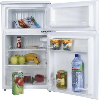 Двухкамерный холодильник Shivaki TMR-091 W двухкамерный холодильник don r 297 g