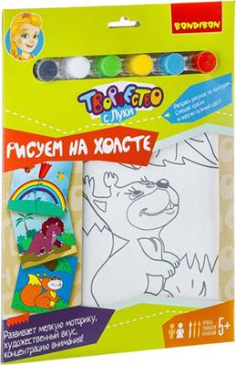 Набор для рисования Bondibon Белка ВВ1993Б roberto verino vv tropic