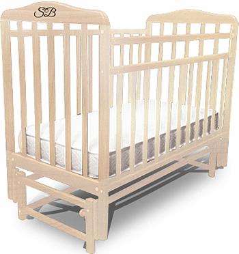 Детская кроватка Sweet Baby Flavio Nuvola Bianca (Белое облако) 382 003