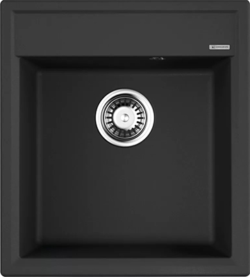 Кухонная мойка OMOIKIRI Daisen 46-BL Artgranit/Черный (4993614)