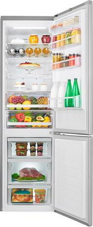 Двухкамерный холодильник LG GW-B 499 SMFZ lg gw b489sqgz