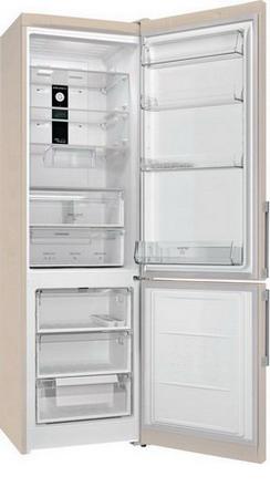 Двухкамерный холодильник Hotpoint-Ariston HFP 8202 MOS двухкамерный холодильник don r 297 b