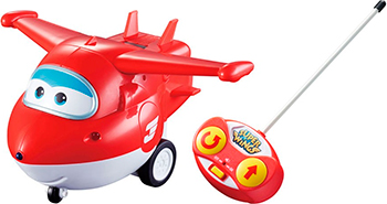 Джетт Super Wings на р/у