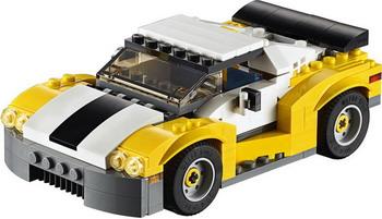 Конструктор Lego CREATOR Кабриолет 31046 контроллер dmx showtec creator compact